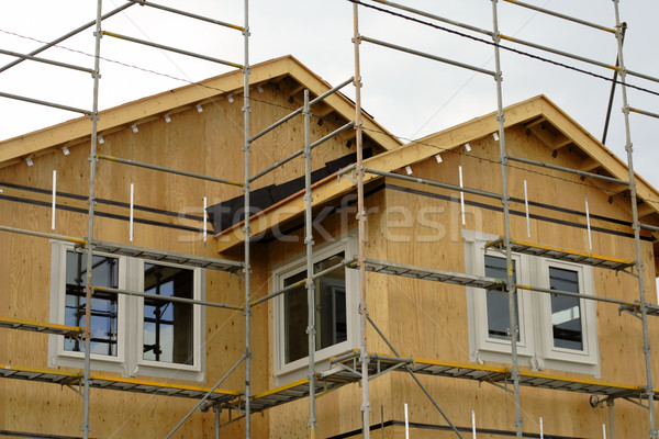House construction Stock photo © RazvanPhotography