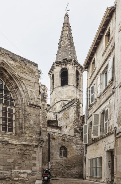 Old Stone Church Stock photo © RazvanPhotography