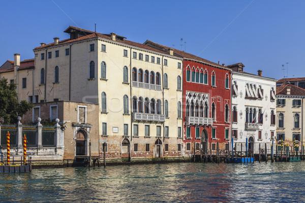 Venetian Buildings Stock photo © RazvanPhotography