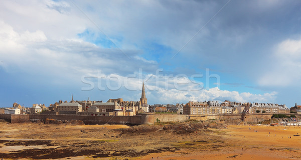 Saint Malo Stock photo © RazvanPhotography