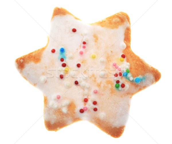 Star-shaped Cookie Stock photo © RazvanPhotography
