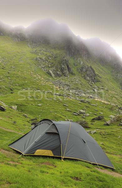 Tent Stock photo © RazvanPhotography