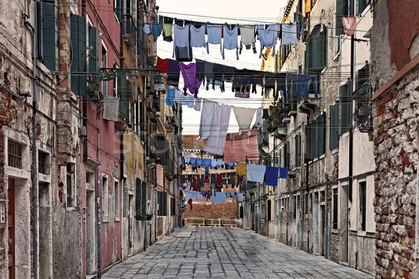 Italian street Stock photo © RazvanPhotography