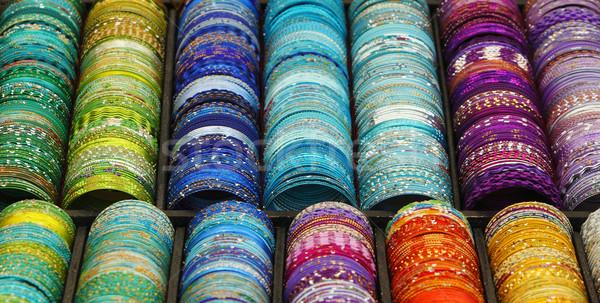 Colorful bracelets Stock photo © RazvanPhotography