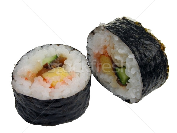 Sushi rolls  Stock photo © RazvanPhotography