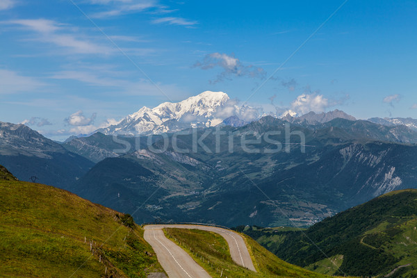 Mont Blanc Stock photo © RazvanPhotography