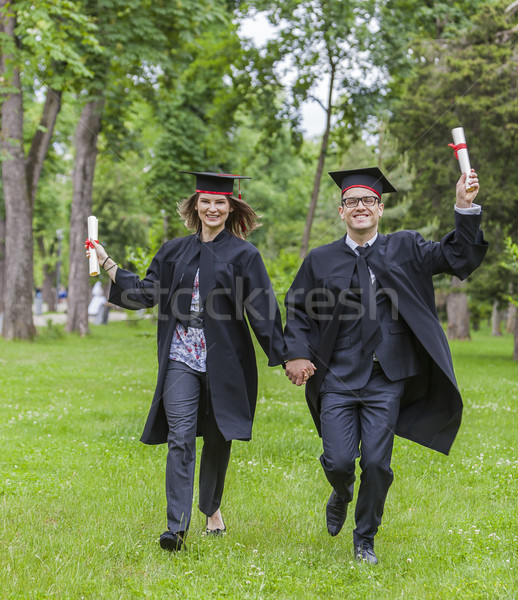 Happy Graduation Stock photo © RazvanPhotography