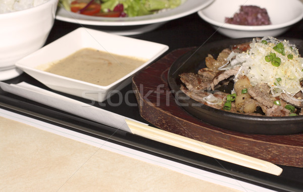 Chinese food Stock photo © RazvanPhotography