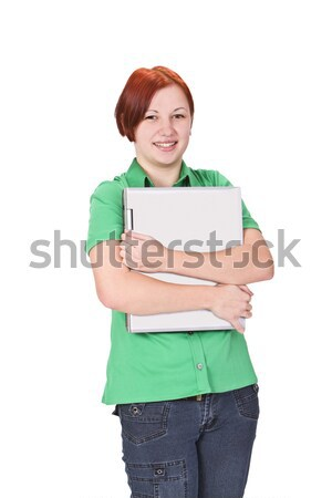 Girl student Stock photo © RazvanPhotography