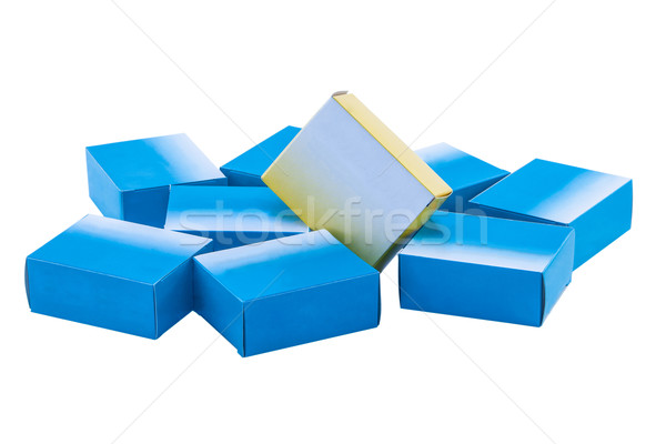 Drug boxes Stock photo © RazvanPhotography