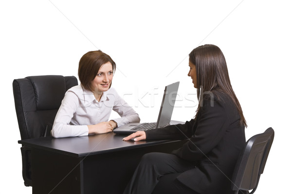 Business discussion Stock photo © RazvanPhotography