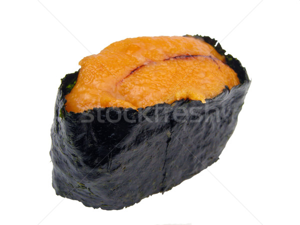 Sea urchin roe sushi Stock photo © RazvanPhotography