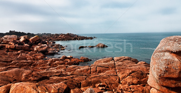 Landscape in Brittany Stock photo © RazvanPhotography