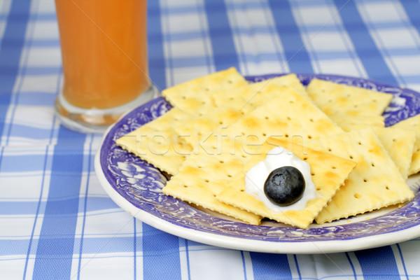 Healthy breakfast Stock photo © RazvanPhotography