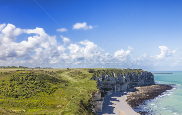 Normandy Coastline Stock photo © RazvanPhotography