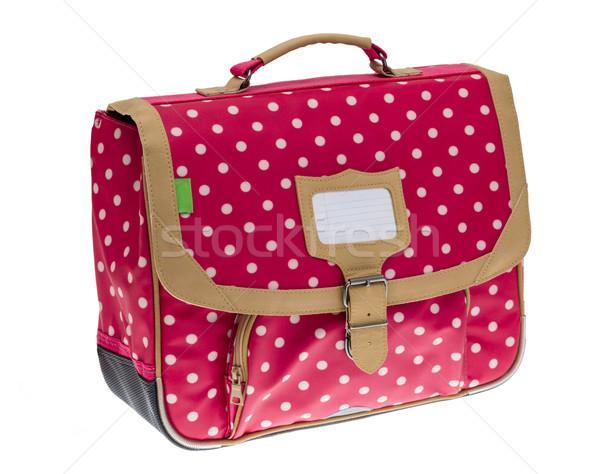 Fancy Schoolbag Stock photo © RazvanPhotography