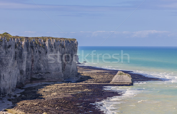 Paisagem normandia norte França baixo Foto stock © RazvanPhotography