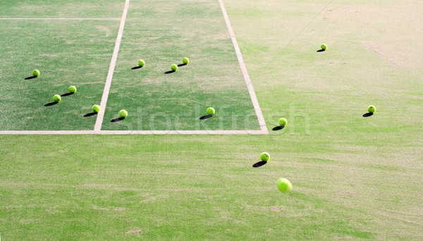 Tennis moments...... Stock photo © RazvanPhotography