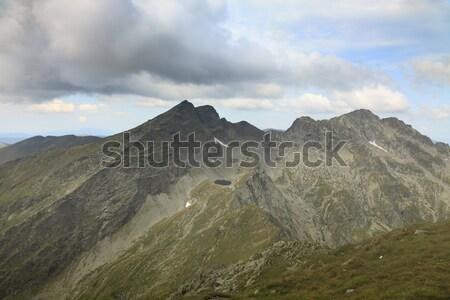 Fagaras mountains Stock photo © RazvanPhotography