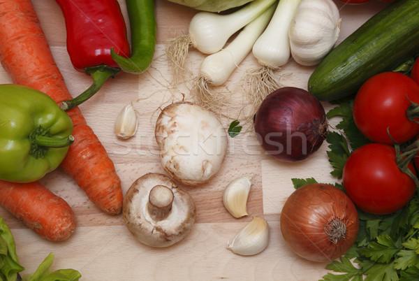 Vegetables Stock photo © RazvanPhotography