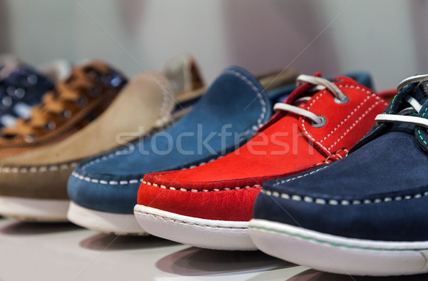 Summer Masculine Shoes Stock photo © RazvanPhotography