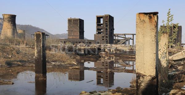 Ruins Stock photo © RazvanPhotography