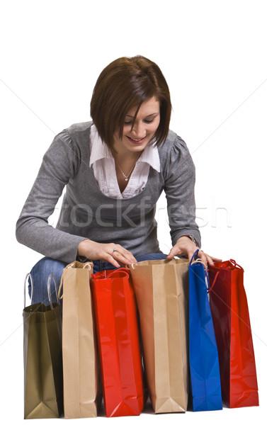 The joy of gifts Stock photo © RazvanPhotography