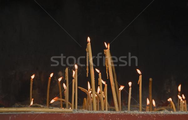 Candles Stock photo © RazvanPhotography