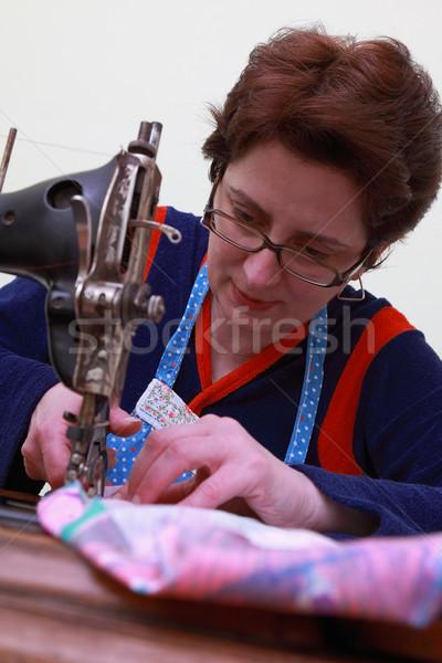 Seamstress Stock photo © RazvanPhotography