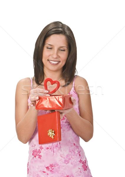Valentine surprise  Stock photo © RazvanPhotography