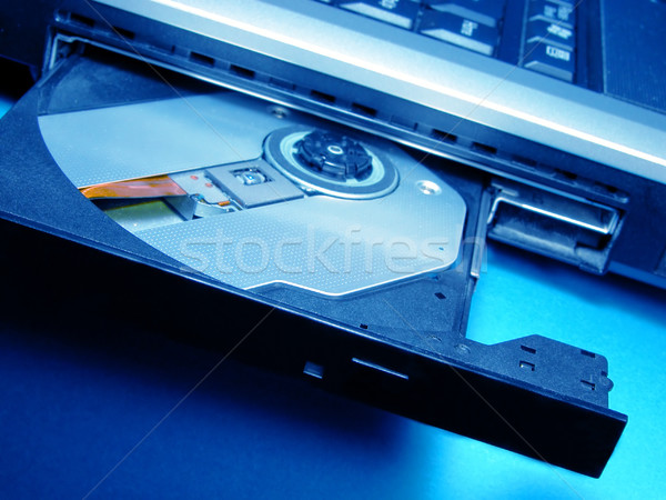 CD ROM Stock photo © RazvanPhotography