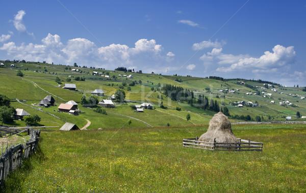 Ruralscape Stock photo © RazvanPhotography