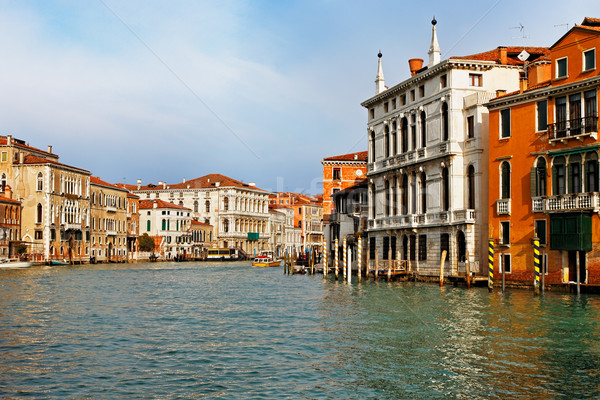 The Grand Canal in Venice Stock photo © RazvanPhotography
