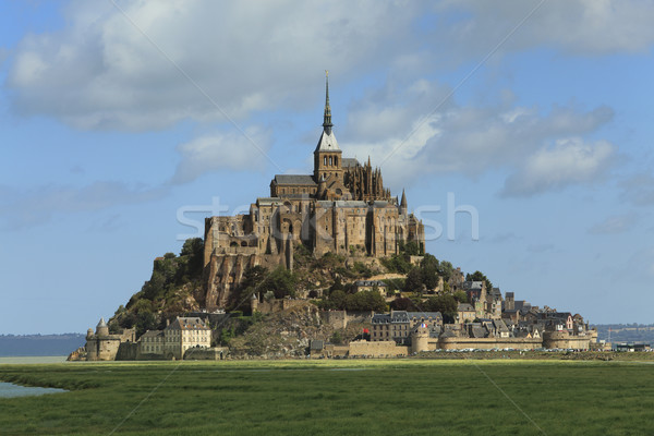 Mont St. Michel Stock photo © RazvanPhotography