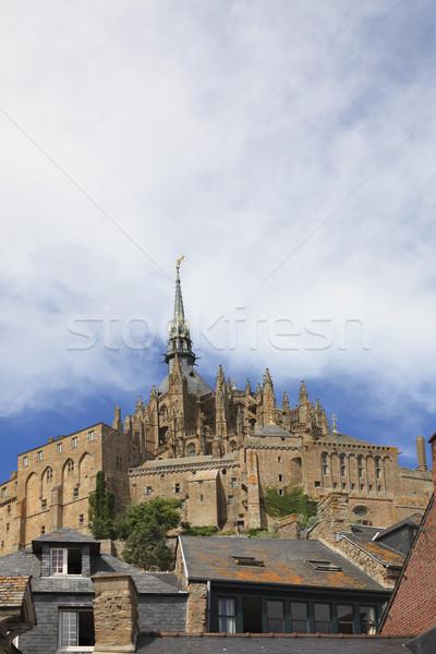 Saint Michel skylines Stock photo © RazvanPhotography