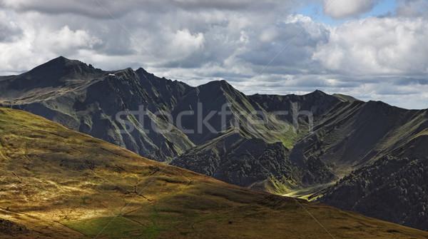 Puy de Sancy Stock photo © RazvanPhotography