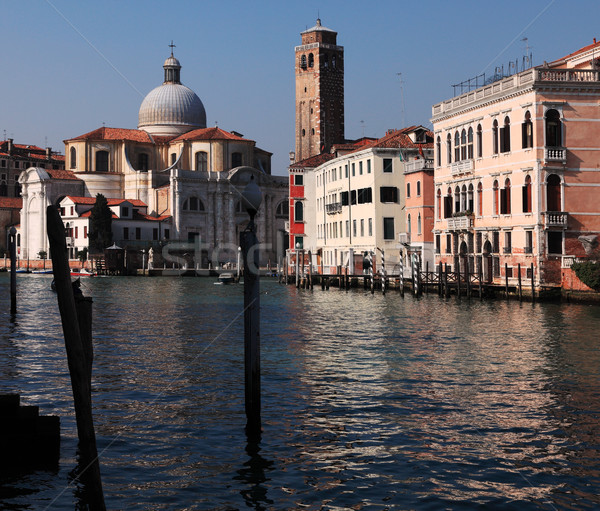 Grand Canal in Venice Stock photo © RazvanPhotography