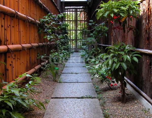 Gion path Stock photo © RazvanPhotography