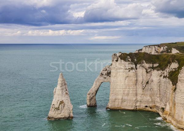 Region Francja niski fala Zdjęcia stock © RazvanPhotography