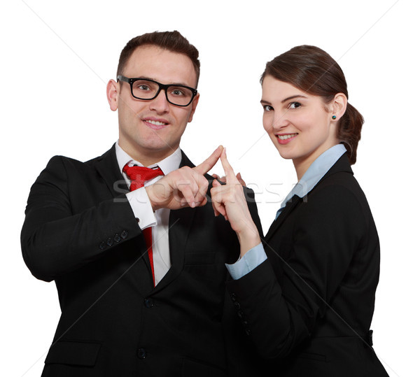 Business Couple Stock photo © RazvanPhotography