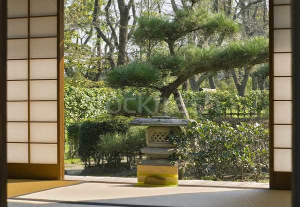 Japanese home Stock photo © RazvanPhotography
