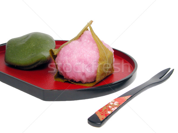 Japanese still life Stock photo © RazvanPhotography