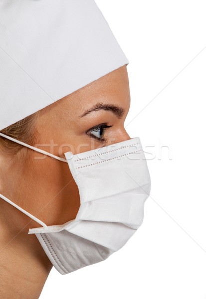 Young Female Surgeon Stock photo © RazvanPhotography