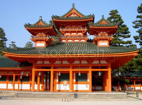 Santuario immagine uno noto tempio Foto d'archivio © RazvanPhotography
