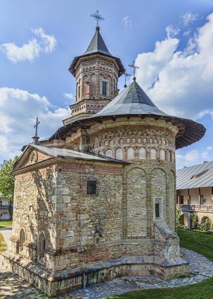 Neamt Monastery, Moldavia, Romania Stock photo © RazvanPhotography