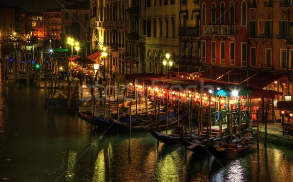 Venetian Night Stock photo © RazvanPhotography