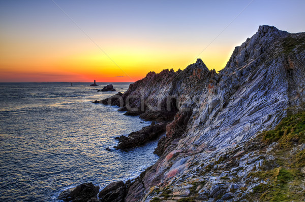 Sunset at the End of the World Stock photo © RazvanPhotography