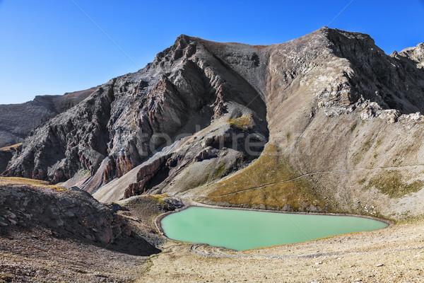 Lake Petit Cayolle Stock photo © RazvanPhotography