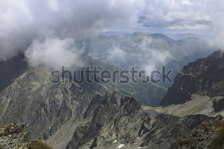 Fagaras landscape Stock photo © RazvanPhotography