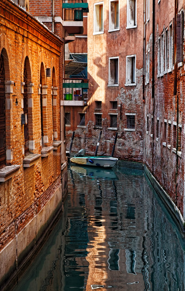 Small Venetian Canal Stock photo © RazvanPhotography